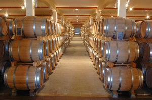 affinamento in legno, vinificazione in bianco